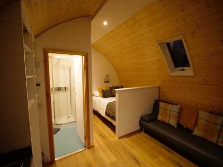 Nice warm & cosy interiors